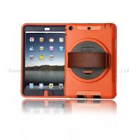 Wholesale Plastic sleeves for iPad mini,with hand strap and support holder,PC,impact&splash resistant case from china suppliers