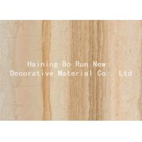 Wholesale Durable PET Hot Stamping Film , Wood Grain Hydrographic Film Damp Proof from china suppliers