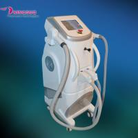 Wholesale diode laser beauty machine /Vertical IPL SHR&E-light hair removal equipment&machine from china suppliers