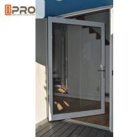 Wholesale Customized Size Aluminum Glass Pivot Entry Door / Center Pivot Door from china suppliers