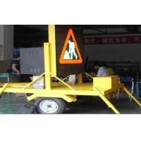 Wholesale High Brightness 3G GPRS Remote Control Traffic LED Display AC 230V Led Billboards from china suppliers