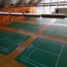 Buy cheap Indoor Outdoor Badminton Court PVC Vinyl Flooring from wholesalers