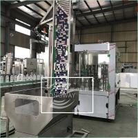 Buy cheap Thailand Customized Perfect aqua bottling machine /3 in 1 Drinking Water Bottle Filling Machine/Equipment from wholesalers