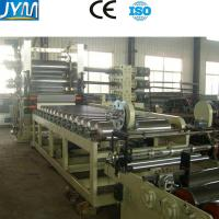 Wholesale PVC Sheet Calendering Machine , PVC Sheet Making Machine With Customized Length from china suppliers