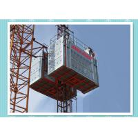 Wholesale 20/32 Dual Middle Speed Man Personnel And Materials Hoist Elevator Construction Usage from china suppliers