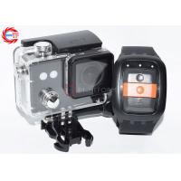 Wholesale Diving Sport DV Black FHD 1080p Action Camera With 30m Waterproof Case from china suppliers