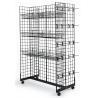 Buy cheap Supermarket Snack Display Rack , Metal Hanging Display Racks For Retail Stores from wholesalers