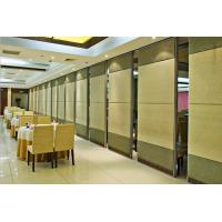 Wholesale Removable Commercial Furniture Sound Proof Partition Wall 500 / 1200mm Width from china suppliers