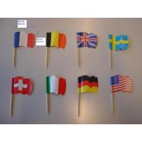 Wholesale Flag Toothpick from china suppliers