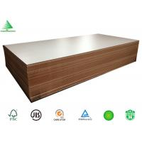 Wholesale Guangzhou supplier wholesale good quality E1 4X8 18mm titanium white melamine faced mdf board from china suppliers