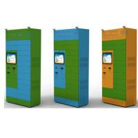 Wholesale Custom Self Recycling Kiosk Booth For Plastic Bottles / Newspapers from china suppliers