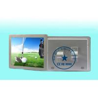 Wholesale Silvery Antivibration Bus LCD Digital Signage Display For Advertising from china suppliers