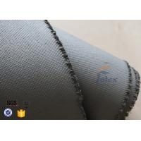 Wholesale 1600gsm Grey Thermal Welding Blanket Materials Silicone Coated Fiberglass Fabric from china suppliers