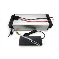Wholesale 48V10Ah Ebike battery /Lithium battery bottle/flat type battery/rear rack ebike battery from china suppliers
