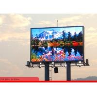 Wholesale SMD3535 16 Bit Outdoor Rental LED Screen , advertising led display board Back maintained from china suppliers