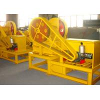 Wholesale Chemical​ Industry Jaw Crusher Machine 10-40 M3 / H Capacity ERDC3 400×600 from china suppliers