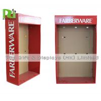 Wholesale Cardboard Shelf Standing Flat Sidekick Floor Display Stand Recycled Promotion from china suppliers