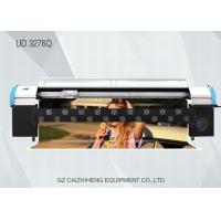 Quality Automatic Wide Format Solvent Printer Desktop High Resolution UD 3276Q 3200mm for sale