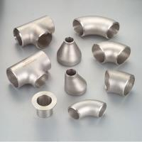 Wholesale  ASTM Gr2 Titanium Pipe Fittings Material: Gr1,Gr2,Gr3,Gr5,Gr9,Gr12  from china suppliers