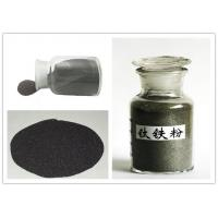 Wholesale Gray Granule Fe - Ti Spherical Titanium Powder Improving Abrasion Resistance from china suppliers