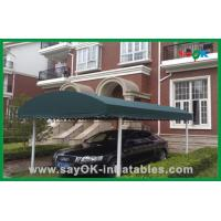 Wholesale Outdoor Shade Canopy Folding Tent UV Resistant Car Parking Tent Aluminum Frame from china suppliers
