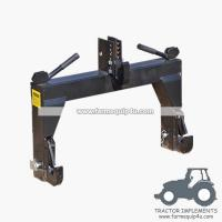 Wholesale QKH2 - Farm equipment tractor 3point hitch quick hitch Category 2 from china suppliers