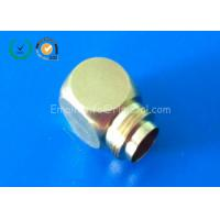Wholesale Precision Medical Equipment Spare Parts , Brass Screws And Nuts Lathe Turning from china suppliers