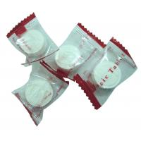 Wholesale Mini Magic Coin Tissue Compressed Towel Candy Package with 100% Natural Pulp from china suppliers
