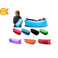 Wholesale Waterproof Nylon Material Inflatable Sleeping Bags Easy Carry For Camping And Hiking from china suppliers