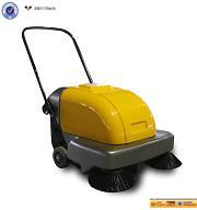 automatic road sweeper