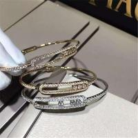 Wholesale Jewelry factory in Shenzhen, China Messika  bracelet 18k white gold yellow gold rose gold diamond bracelet from china suppliers