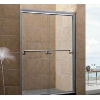 Wholesale Simple Glass Shower Door from china suppliers