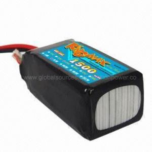 Wholesale KingMax 1500mAh 11.1V 25C LiPo Battery from china suppliers