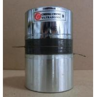 Wholesale CE Triple Frequency 40khz / 80khz / 120khz Transducer , ultrasonic generator from china suppliers