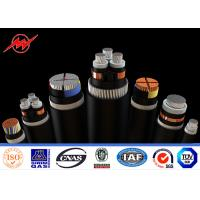 Wholesale Steel Wire Armoured Multi Cores High Voltage Cable Voltges Up To 35kv from china suppliers