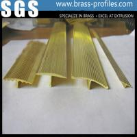 Wholesale Moistureproof Customized Size Brass Extruding T Sheet Manufacturer from china suppliers