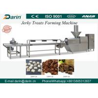 Wholesale Automatic Meat Jerky Treat Forming Machine / Pet Food Production Line with ABB or Schneider Electric parts from china suppliers