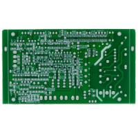 Wholesale Custom Multilayer PCB Board With Green Solder Mask  RoHS PCB Assembly from china suppliers
