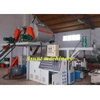 Wholesale Single screw Twist Plastic Rope Machine / Plastic Extrusion Machinery from china suppliers