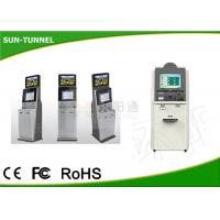 Wholesale Adverstising Information Hotel Lobby Kiosk With Credit Card Reader from china suppliers