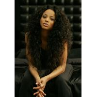 Wholesale Silky Straight Long Indian Curly Human Hair , Tangle Free Real Hair from china suppliers
