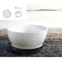 Wholesale Bathtubs, freestanding Bathtub without faucet , hand shower HB628 from china suppliers