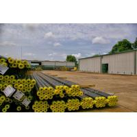 BS EN 42CrMo4 Black Surface Alloy Steel Seamless Pipes With High Strength And for sale