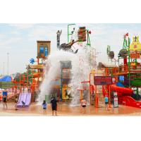Wholesale Hawaiian Tropical Style Big Water Park Playground For Adult And Kids from china suppliers