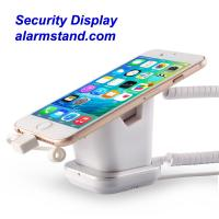Wholesale COMER Cell Phone anti-theft stores security alarm system display rack stand holder from china suppliers