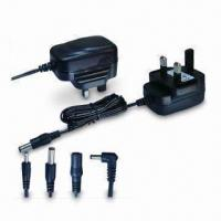 Wholesale AC/DC Switching Adapters with 50 to 60Hz Frequency Range, UL, BS, SAA, GS, CE Marks from china suppliers