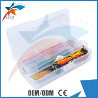 Blue Red Yellow Electronics Fans With Led Carbon Film Resistance