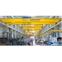 Wholesale High Working Performance Electric Factory Double Girder Crane 320KN With ISO from china suppliers