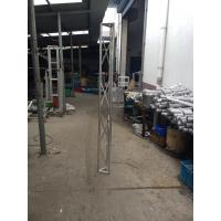 Wholesale 10ft Hard Welding Aluminum Triangle Truss Deluxe Folding Global Truss Roof from china suppliers