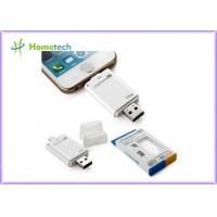 Wholesale USB i- Flash Drive HD For iPhone / ipad with Toshiba Samsung Flash Chip , 16G 32G 64G from china suppliers